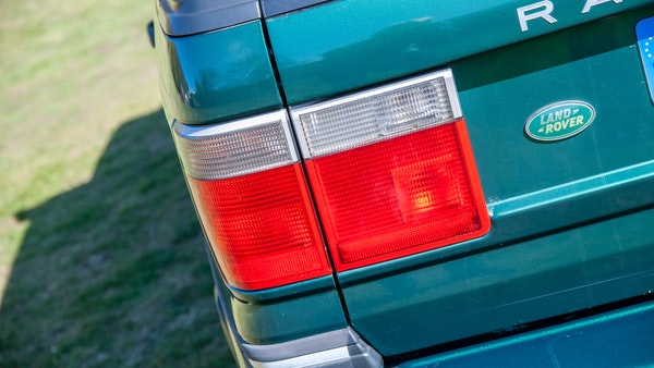2001 Range Rover P38 30th Anniversary Edition For Sale (picture 74 of 103)