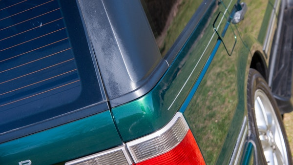 2001 Range Rover P38 30th Anniversary Edition For Sale (picture 77 of 103)