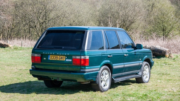 2001 Range Rover P38 30th Anniversary Edition For Sale (picture 6 of 103)