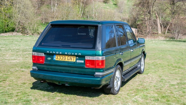 2001 Range Rover P38 30th Anniversary Edition For Sale (picture 5 of 103)