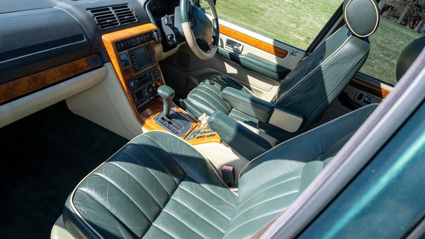 2001 Range Rover P38 30th Anniversary Edition For Sale (picture 28 of 103)