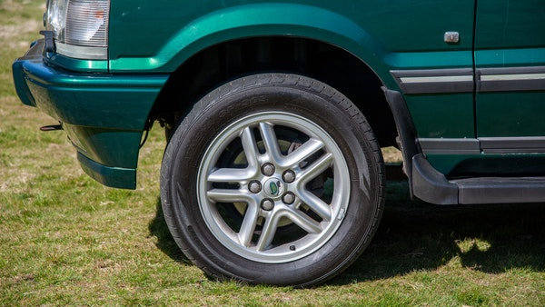 2001 Range Rover P38 30th Anniversary Edition For Sale (picture 13 of 103)