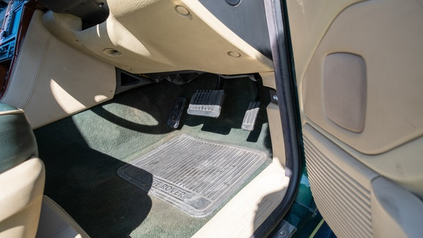 2001 Range Rover P38 30th Anniversary Edition For Sale (picture 36 of 103)