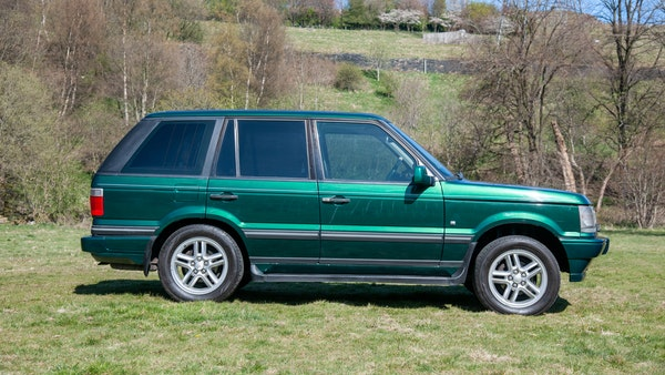 2001 Range Rover P38 30th Anniversary Edition For Sale (picture 8 of 103)