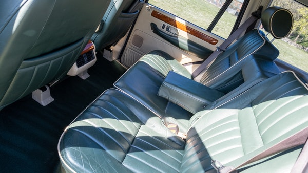 2001 Range Rover P38 30th Anniversary Edition For Sale (picture 31 of 103)