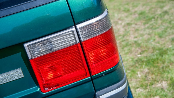 2001 Range Rover P38 30th Anniversary Edition For Sale (picture 73 of 103)