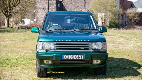 2001 Range Rover P38 30th Anniversary Edition For Sale (picture 10 of 103)