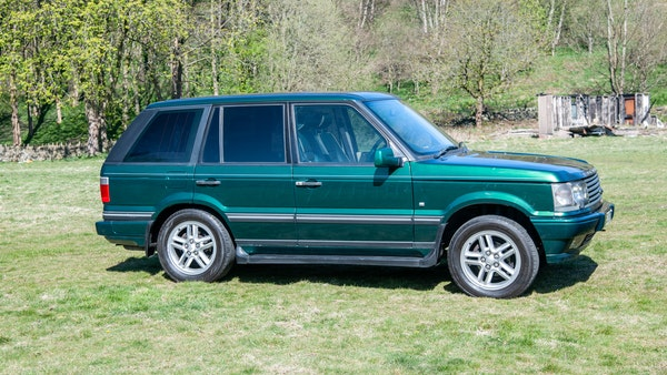 2001 Range Rover P38 30th Anniversary Edition For Sale (picture 7 of 103)