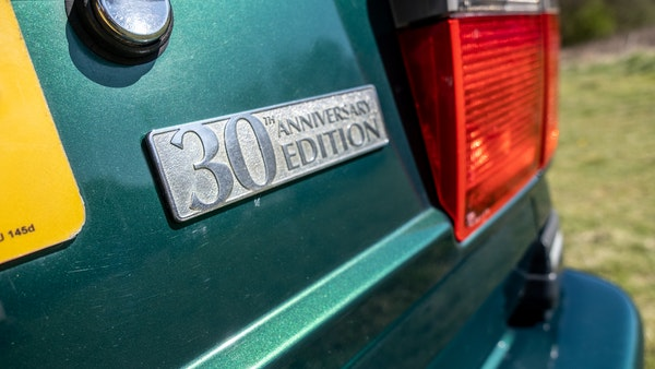2001 Range Rover P38 30th Anniversary Edition For Sale (picture 78 of 103)