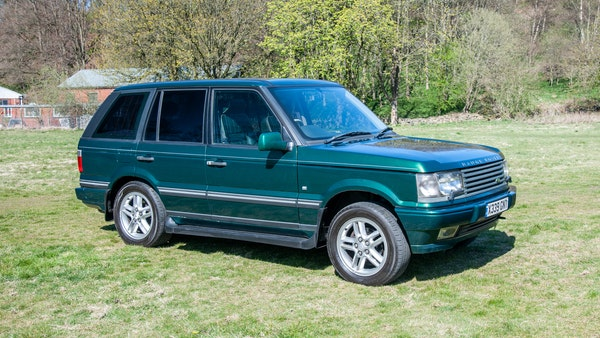 2001 Range Rover P38 30th Anniversary Edition For Sale (picture 9 of 103)