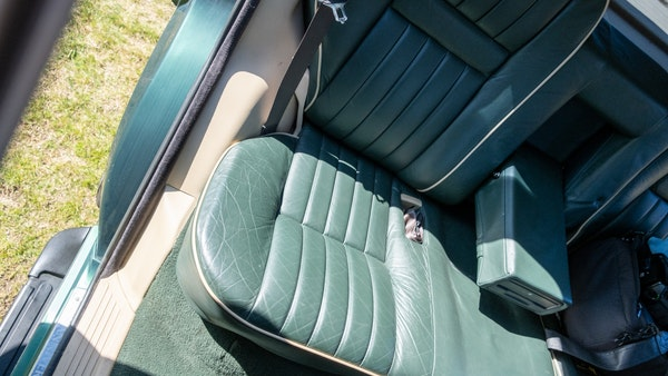 2001 Range Rover P38 30th Anniversary Edition For Sale (picture 44 of 103)