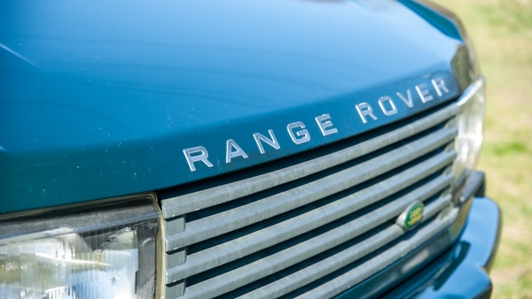 2001 Range Rover P38 30th Anniversary Edition For Sale (picture 59 of 103)
