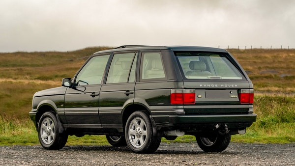 2002 Range Rover P38 Vogue SE For Sale (picture 3 of 86)
