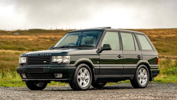 2002 Range Rover P38 Vogue SE For Sale (picture 5 of 86)