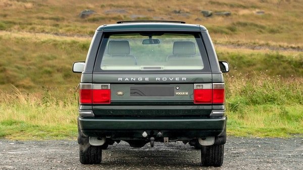 2002 Range Rover P38 Vogue SE For Sale (picture 16 of 86)