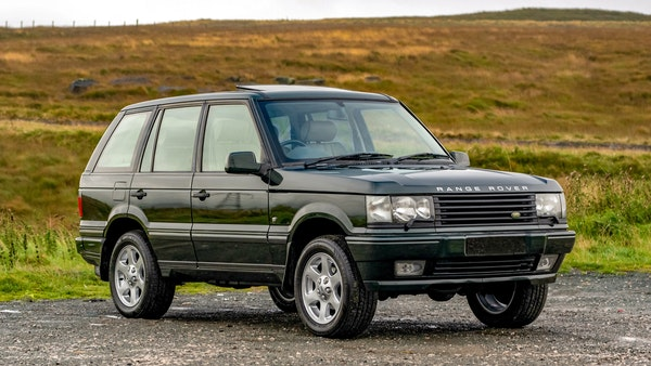 2002 Range Rover P38 Vogue SE For Sale (picture 1 of 86)
