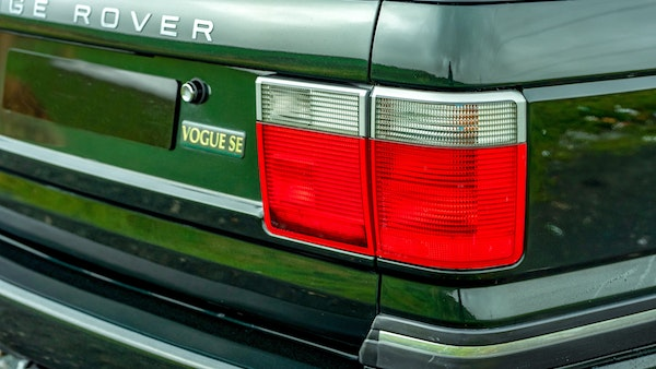 2002 Range Rover P38 Vogue SE For Sale (picture 54 of 86)