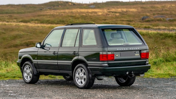 2002 Range Rover P38 Vogue SE For Sale (picture 7 of 86)