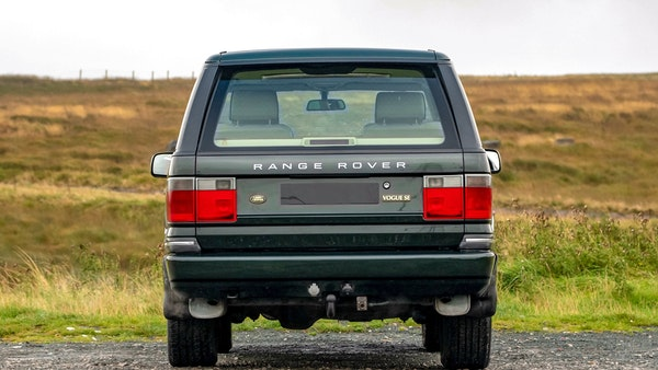 2002 Range Rover P38 Vogue SE For Sale (picture 4 of 86)