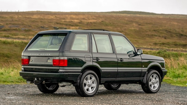 2002 Range Rover P38 Vogue SE For Sale (picture 8 of 86)