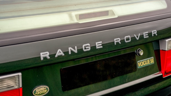 2002 Range Rover P38 Vogue SE For Sale (picture 56 of 86)