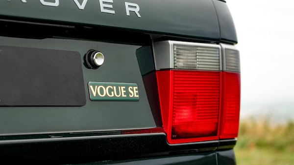 2002 Range Rover P38 Vogue SE For Sale (picture 53 of 86)