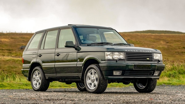 2002 Range Rover P38 Vogue SE For Sale (picture 6 of 86)