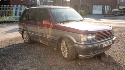 NO RESERVE! - 2000 Range Rover 2.5 DHSE Overfinch 250s