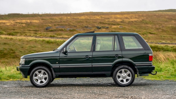2002 Range Rover P38 Vogue SE For Sale (picture 9 of 86)