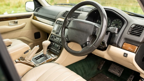 2002 Range Rover P38 Vogue SE For Sale (picture 22 of 86)