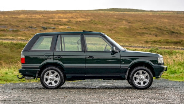 2002 Range Rover P38 Vogue SE For Sale (picture 13 of 86)