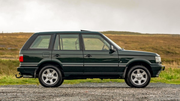 2002 Range Rover P38 Vogue SE For Sale (picture 15 of 86)