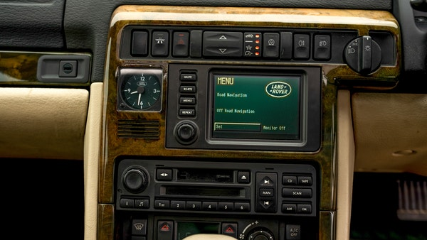 2002 Range Rover P38 Vogue SE For Sale (picture 36 of 86)