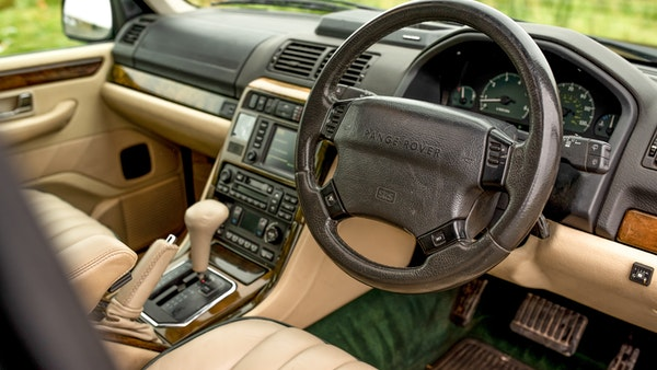 2002 Range Rover P38 Vogue SE For Sale (picture 25 of 86)