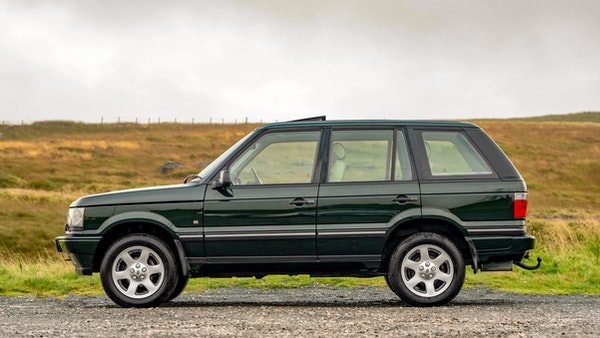 2002 Range Rover P38 Vogue SE For Sale (picture 10 of 86)