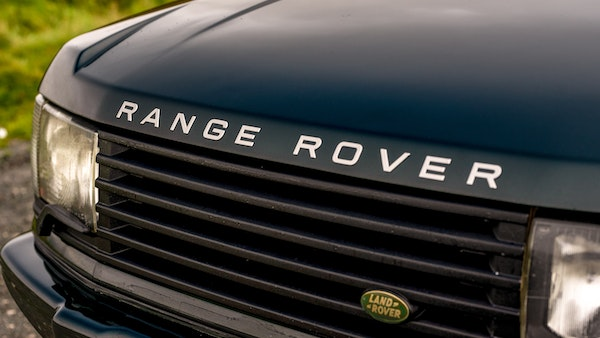 2002 Range Rover P38 Vogue SE For Sale (picture 58 of 86)