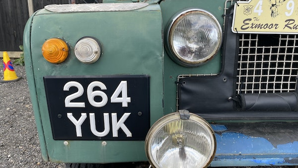 1960 Land Rover S2 SWB For Sale (picture 134 of 307)