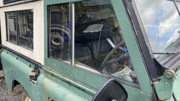 1960 Land Rover S2 SWB For Sale (picture 192 of 307)