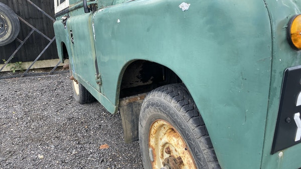 1960 Land Rover S2 SWB For Sale (picture 196 of 307)