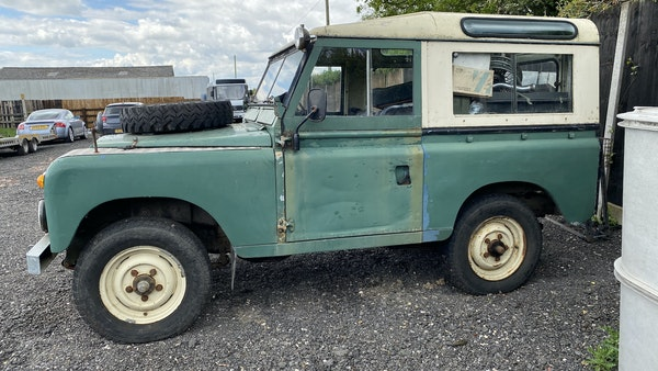 1960 Land Rover S2 SWB For Sale (picture 9 of 307)