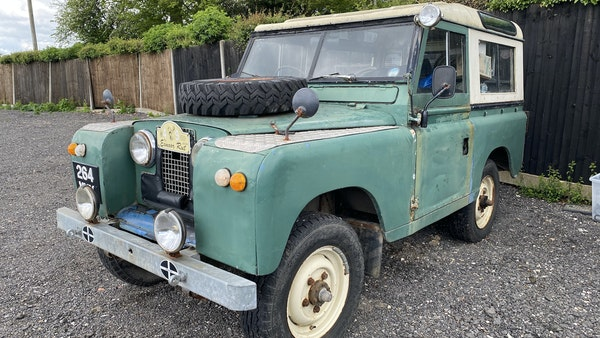 1960 Land Rover S2 SWB For Sale (picture 10 of 307)