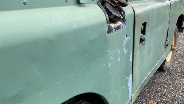 1960 Land Rover S2 SWB For Sale (picture 180 of 307)