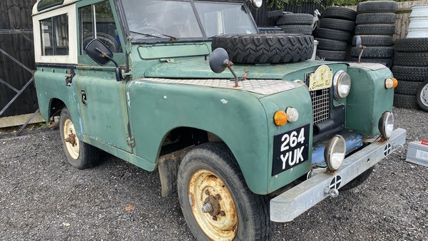 1960 Land Rover S2 SWB For Sale (picture 7 of 307)