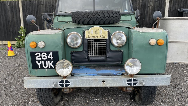 1960 Land Rover S2 SWB For Sale (picture 6 of 307)