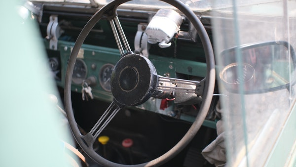 1960 Land Rover S2 SWB For Sale (picture 24 of 307)