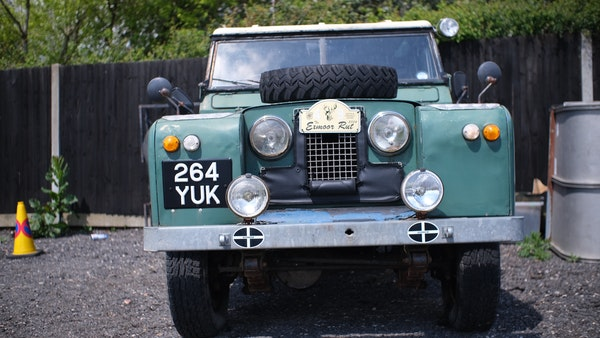1960 Land Rover S2 SWB For Sale (picture 3 of 307)