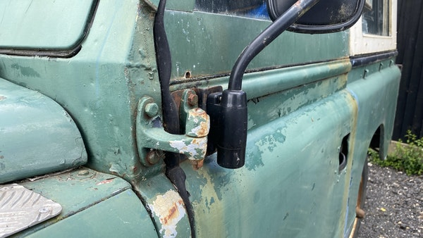 1960 Land Rover S2 SWB For Sale (picture 149 of 307)