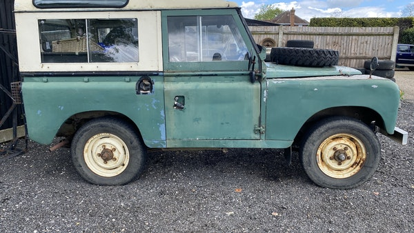 1960 Land Rover S2 SWB For Sale (picture 8 of 307)