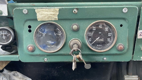 1960 Land Rover S2 SWB For Sale (picture 54 of 307)