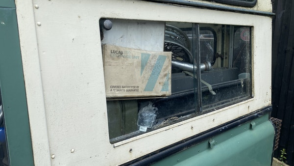 1960 Land Rover S2 SWB For Sale (picture 156 of 307)